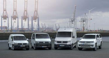 Πόσα επαγγελματικά οχήματα έχει πουλήσει η Volkswagen το 2019;