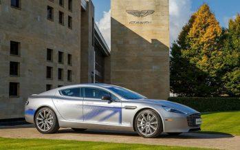 Ο Τζέιμς Μποντ θα οδηγήσει την ηλεκτροκίνητη Aston Martin Rapide E