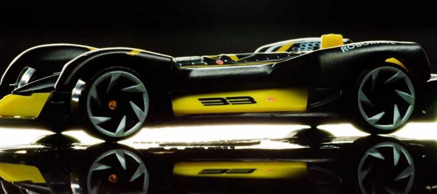 To πρώτο αγωνιστικό όχημα που δε χρειάζεται οδηγό σε μινιατούρα (video)