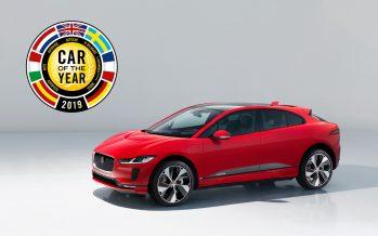 Αυτοκίνητο της Χρονιάς 2019 για την Ευρώπη η Jaguar I-Pace