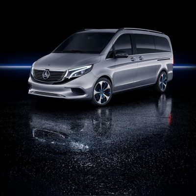 Weltpremiere Concept EQV: Concept EQV: Mercedes-Benz zeigt Ausblick auf die elektrische Zukunft der Premium-Großraumlimousine