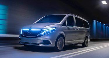 Έρχεται η ηλεκτροκίνητη Mercedes V-Class