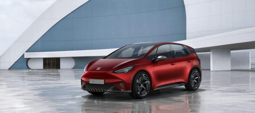 Το νέο SEAT El-Born Concept θα το βάλουμε στην πρίζα το 2020