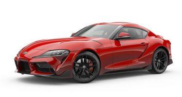 Εσείς ποιο χρώμα θα επιλέγατε για τη νέα Toyota Supra;