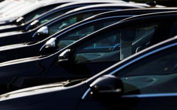 Πτώση στις πωλήσεις αυτοκινήτων το Μάρτιο στην Ελλάδα