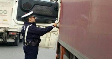 Απαγόρευση κυκλοφορίας φορτηγών κατά την περίοδο του Πάσχα και της Πρωτομαγιάς