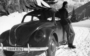 Ένα σπάνιο Volkswagen Beetle με κινητήρα Porsche (video)
