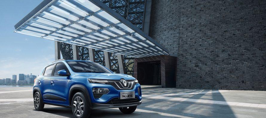 Το νέο μικρό Renault City K-ZE κινείται μόνο με ρεύμα