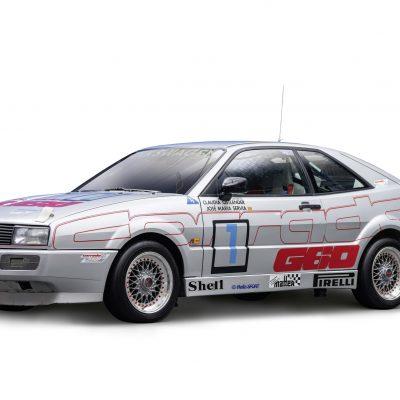 """Corrado G60 """"Record"""" (1987) – Record breaker in 1988"""