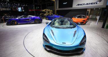 Πόσες McLaren έχουν πουληθεί στην Κίνα;