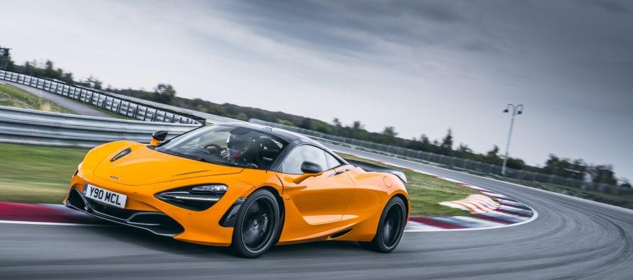«Παγκόσμιο Αυτοκίνητο Επιδόσεων της Χρονιάς 2019» η McLaren 720S