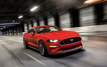 Το Ford Mustang από τούρτα γενεθλίων έγινε πραγματικότητα (video)
