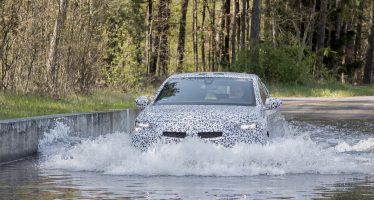 Σε χιόνια, νερά και άσφαλτο εξελίσσεται το νέο Opel Corsa (video)