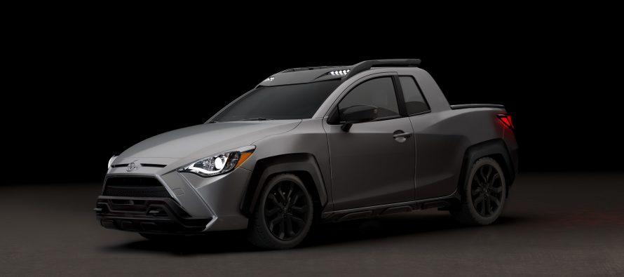 Το νέο Toyota Yaris με καρότσα πραγματικά δεν υπάρχει