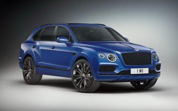 Σε τι διαφέρει η νέα Bentley Bentayga V8 Design Series;