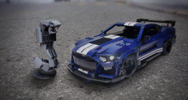 Θέλετε να κυκλοφορήσει σε μινιατούρα Lego το Ford Mustang Shelby GT500;