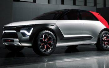 Πρώτη εικόνα από το νέο Kia Habaniro Concept