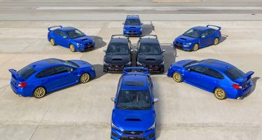 Τα τελευταία οχτώ Subaru WRX STI από 57.500 ευρώ