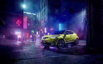 Πώς σας φαίνεται το κίτρινο Toyota CH-R;