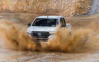 Η νέα «σπέσιαλ» έκδοση του Toyota Hilux