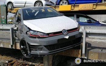 Έτσι σκάλωσε η κλοπή αυτού του Volkswagen Golf GTi
