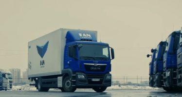 Φορτηγά της MAN διανύουν 35 εκατομμύρια χλμ. ετησίως (video)