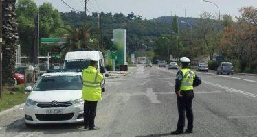 Εκατοντάδες παραβάσεις εντόπισε η Τροχαία στην Κρήτη το Πάσχα και την Πρωτομαγιά
