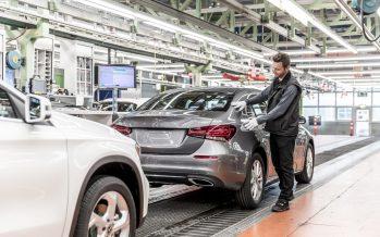 Πού έχουν κατασκευαστεί 5 εκατομμύρια Mercedes;