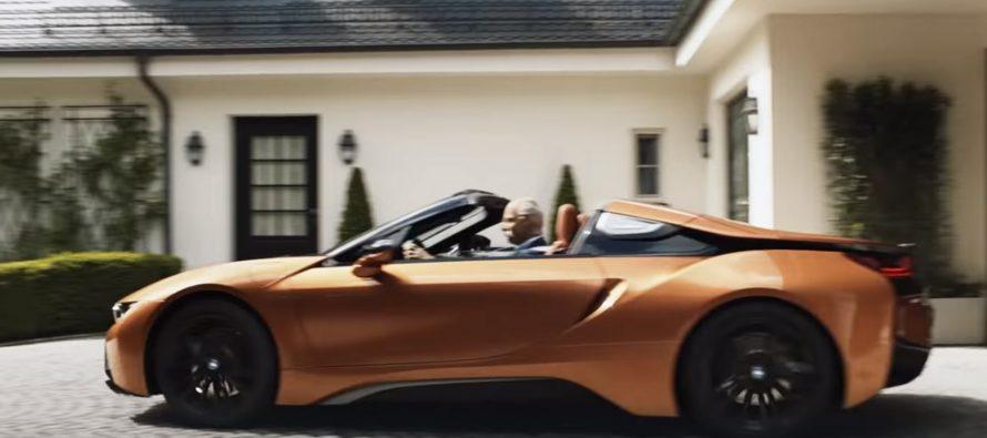 Ο Πρόεδρος της Mercedes τώρα μπορεί να οδηγεί BMW (video)