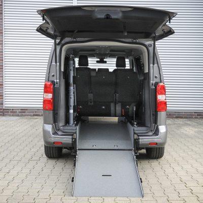 Opel Combo Behinderten Umbau, Firma AMF Bruns