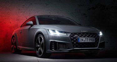 Πωλούνται 99 συλλεκτικά Audi TT μέσω διαδικτύου