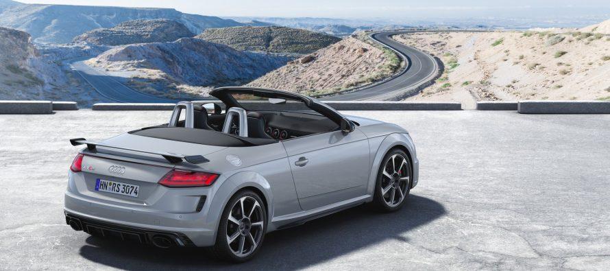 Ξεχάστε το Audi ΤΤ όπως το ξέρατε
