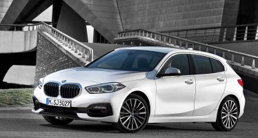 Μάθετε τα πάντα για τη νέα BMW Σειρά 1 (video)