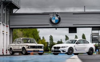 Σαράντα συλλεκτικές BMW Μ2 Competition αφιερωμένες στην ιστορική 2002 Turbo