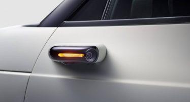 Κάμερες αντί για πλευρικούς καθρέπτες θα έχει το νέο Honda e (video)