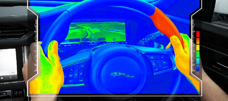 Τιμόνι που θερμαίνεται για να σας δείξει που να στρίψετε (video)