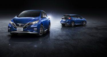 Το Nissan Leaf βελτιωμένο από την Autech