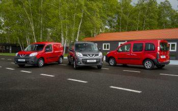 Πόσο εμπόρευμα και πόσους επιβάτες χωράει το νέο Nissan NV250; (video)