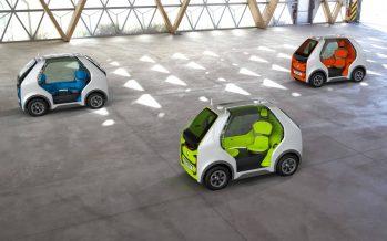 Το νέο Renault EZ-POD είναι η χρονοκάψουλα των αστικών μεταφορών