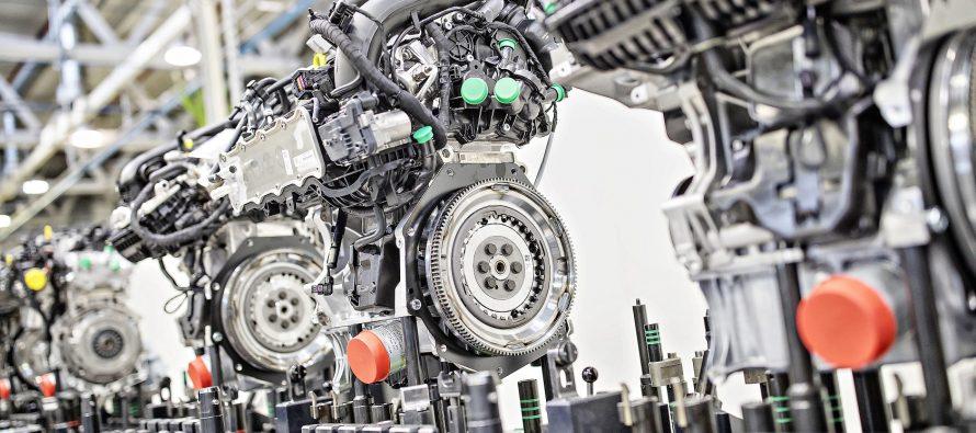 Η Skoda κατασκεύασε 2,5 εκατομμύρια κινητήρες