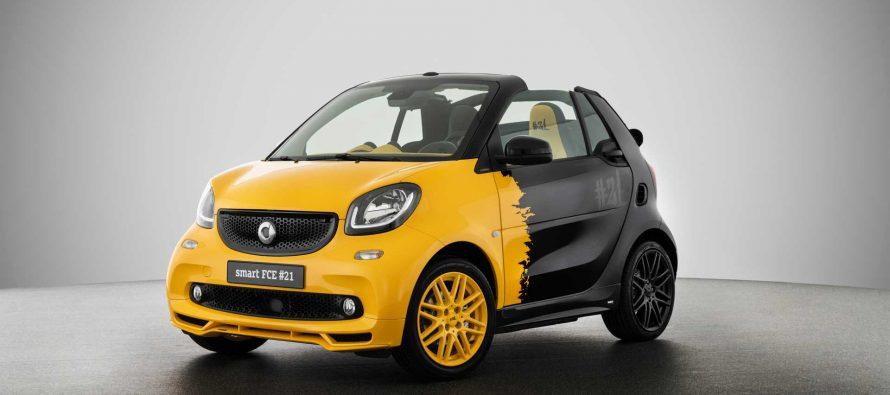 Τα 21 τελευταία Smart ForTwo που δε θα είναι ηλεκτροκίνητα