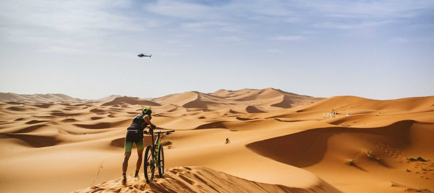 Ο σκληρότερος ποδηλατικός αγώνας στην έρημο