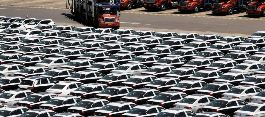 Πόσα καινούργια αυτοκίνητα πωλήθηκαν στην Ελλάδα το Μάιο;
