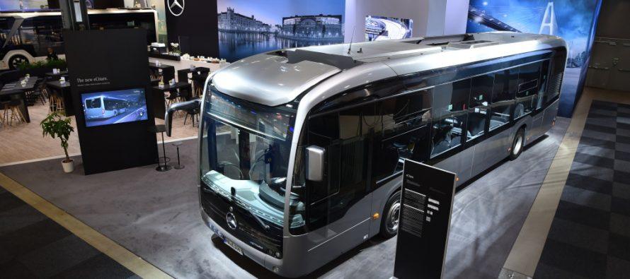 Άνοδος το Μάιο στις πωλήσεις φορτηγών και λεωφορείων στην Ελλάδα