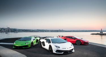 Σαρώνει στο Instagram η Lamborghini
