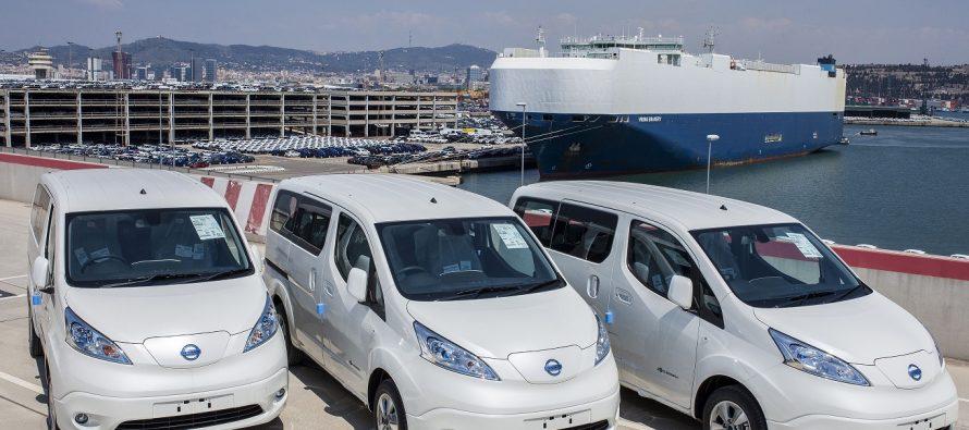Μεγάλη ζήτηση για το ηλεκτροκίνητο Nissan e-NV200