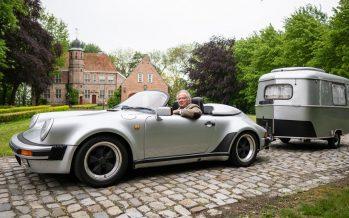 Το τροχόσπιτο της Porsche 911 Speedster