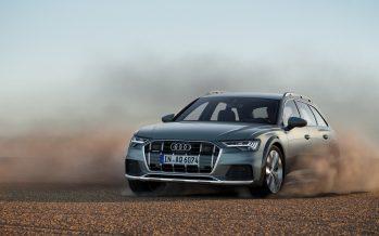 To νέο Audi A6 Allroad είναι ένα γρήγορο station wagon που βγαίνει και εκτός δρόμου