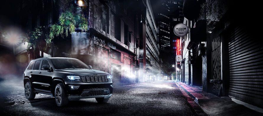 Το ιδανικό Jeep Grand Cherokee για νυχτερινές βόλτες