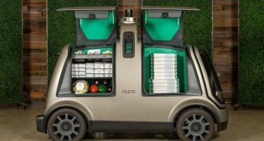 Πώς το Nuro R1 θα καταργήσει το επάγγελμα του πιτσαδόρου;
